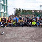 サッカー部OB会初蹴の開催報告(2020.1.4)
